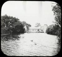 Canoe house, Stroudwater