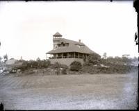 Fifth Maine Regiment Building, Peaks Island, ca. 1890