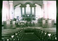 St. Lawrence Church interior, Portland,1897