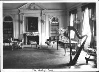 Gallery room, Seawood, Kennebunkport, 1938