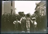 Group of children, Portland, ca. 1900