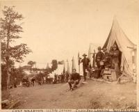 Camp Hasbrook, Fort McKinley, 1903