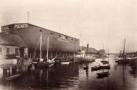 Randall and McAllister's Coal Pocket, Portland