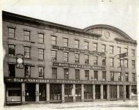 Burgess Fobes and Company, Commercial Street, Portland