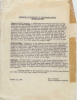 Memorandum of Examination of Waldo-Hancock Bridge January 15, 1959