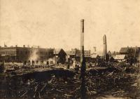 Houlton fire, 1902