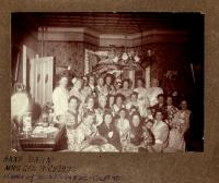 Fact and Fiction Club tea, Houlton, 1906
