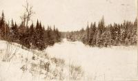 Winter in Aroostook County