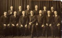 Supreme Judicial Court jury, Houlton, 1917
