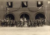 Houlton Fire Department, ca. 1900
