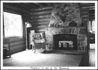 Driftwood Lodge, Rangeley Lake, 1938