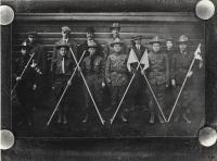 Original Boy Scout troop, Brewer, 1909