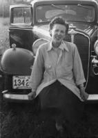Louise Surrette, Bangor, 1941