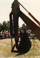 Groundbreaking, Student Center, Colby College, ca. 1986