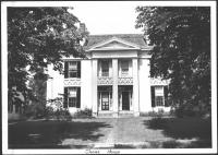 Chase House, Wiscasset, 1939