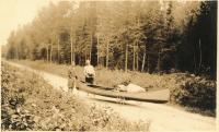 Portage, West Branch Penobscot River, 1911