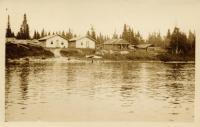 Along the Allagash River, 1911
