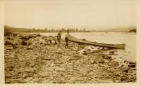 Confluence of Allagash and St. John rivers, 1911