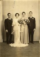 Giambisttita-Surette wedding, Bangor, 1938