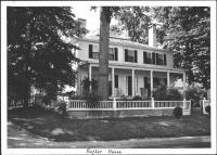 Rafter House, Wiscasset, 1939