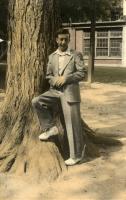 Phil Boudreau, Bangor, ca. 1932