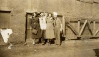 Philco Shoe employees, Bangor, 1939