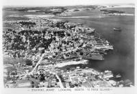 Aerial View of Eastport, ca. 1920