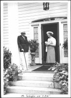 Booth Tarkington, Emmie Whitney, Kennebunkport, 1938