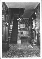 Hallway, Margaret Chase Smith home, Skowhegan