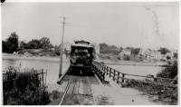 Street railway car, Kittery, ca. 1903