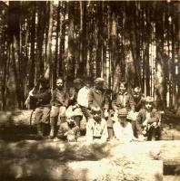 Party in the Pines, 1917
