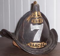 1880 Hose 7 Fireman's Hat