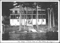 Former home of singer Alice Nielsen, 1920