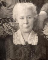 Augusta R. Perry, Houlton, ca. 1900