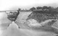 Reservoir break, Portland, 1893