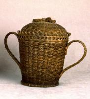 Trophy Cup Fancy Basket, ca. 1900