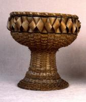 Pedestal Fruit Bowl Basket