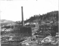 Rumford Falls Sulphite Mill, ca. 1890
