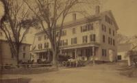 Jed Prouty Tavern, Bucksport, ca. 1890