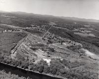 Aerial photograph of Derby, ca. 1940