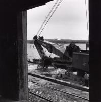 Dredging Searsport Harbor, 1966