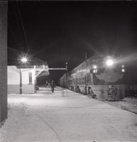 Train Depot, Presque Isle, ca. 1955