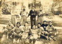 EMCS 1901 Baseball Team