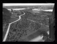 Western Promenade from Maine General Hospital, 1926