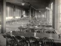 Cafeteria, Eastern Manufacturing Co., Brewer