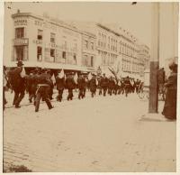 Spanish-American War parade, Portland, 1898