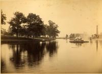 Deering Oaks Park, Portland, ca. 1900