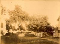 Chaplin home, South Portland, ca. 1900