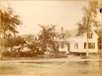 Home of Rev. Frank W. Smith, Cape Elizabeth, ca. 1885