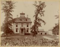 Henry Nutter house, Nevens Street, South Portland, ca. 1900